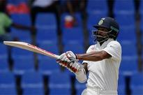 1st Test: Shikhar Dhawan takes India to 72/1 at lunch