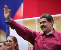 Venezuela's Socialist Party picks Nicolas Maduro as Presidential candidate