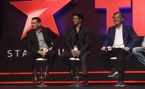 Shah Rukh Khan attends launch of TED Talks India Nayi Soch by Star Plus