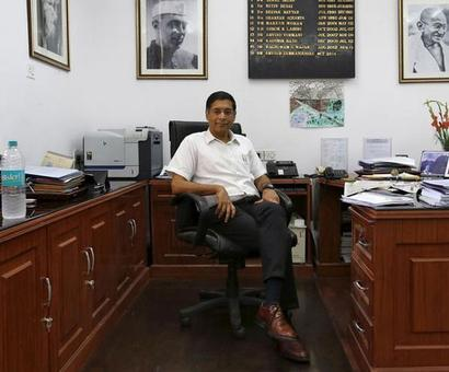 Arvind Subramanian's Twitter account hacked