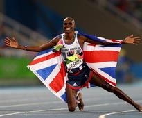 Mo Farah: Donald Trump Could Force Me Back to Britain