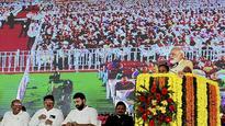 Gujarat: Patel stir activists raise slogans at PM Modi's rally; detained