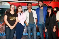 Nawazuddin Siddiqui and team celebrates the…