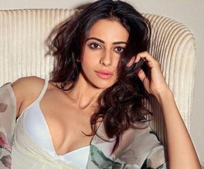 First look! Rakul Preet Singh scorches on Maxim's cover