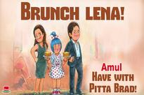 Brangelina to 'Brunch Lena': The transition of the Hollywood power couple by Amul will leave you in splits