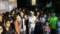 BHU molestation case: Protesting students lathicharged, dragged through hair
