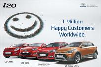 Hyundai i20 Crosses 1 Million Sales Mark Globally