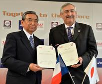 Japan, France athletics federations sign partnership accord
