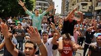 Egyptian students protest over exam cancellation after answers leaked
