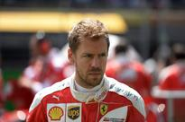 Vettel not charged by FIA for outburst