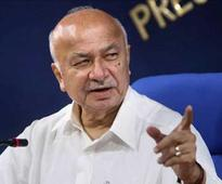Congress to discuss HCU's state of affairs with President Mukherjee on Tuesday: Sushilkumar Shinde
