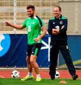French braced for long ball and 'le fighting spirit'
