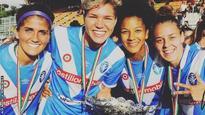 Paige Williams: Why England youth international chose the Italian dream