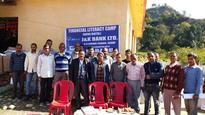 J&K Bank Chowki Choura conducts financial literary camps