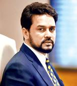 The rise of Anurag Thakur: From Himachal cricketer to BCCI prez