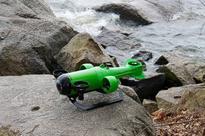 New Mini Inspection Class ROV: The Endura