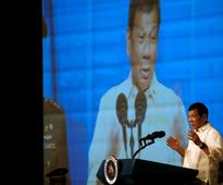 Duterte says he wants U.S. special forces out of southern Philippines