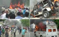 Bihar: Violent clashes between doctors and attendants after patient dies in Muzaffarpur