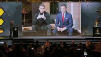'Room for more,' jokes Cristiano Ronaldo after winning Globe Soccer's Best Player award