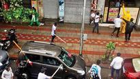 Protests over Ambedkar House razing lead to demolished shops
