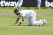 Steyn ruled out of remainder of India Test series
