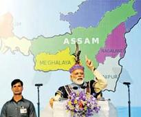 Centre promoting 'Act East Policy': PM