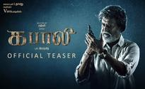 'Kabali' teaser: Rajinikanth's video clip set to beat 'Theri' record to become the most-liked Tamil movie clip on YouTube