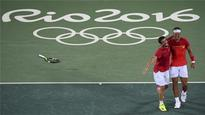 Nadal helps Spain win tennis gold at Rio 2016