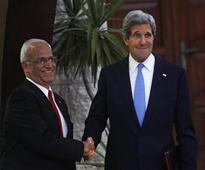Chief Palestinian peace negotiator backs Kerry's efforts