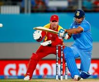Cricket-India to tour Zimbabwe next month for limited-overs matches