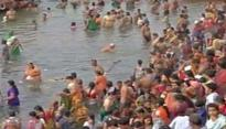 Magh Mela begins in Allahabad, pilgrims to take holy dip on Paush Purnima