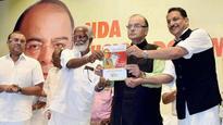 Kerala Assembly polls 2016: Arun Jaitley slams LDF and UDF for adopting flawed 'economic model'