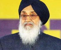 No revolt within party, ticket distribution done on merits : Badal