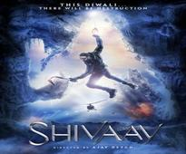 Ajay Devgn's 'Shivaay' trailer breaks several records; hype around action-thriller similar to Salman Khan's 'Dabangg'