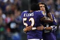 Michael Phelps gave Ray Lewis a shoutout after his final gold medal