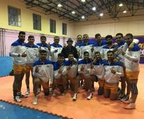 Asian Kabaddi Championship 2017: India see off South Korea in semis to set-up final against Pakistan
