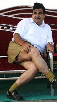 Lalu gives Rabri credit for RSS droping its shorts