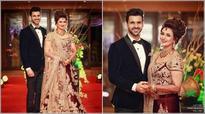 The big fat celeb wedding of Divyanka & Vivek Dahiya