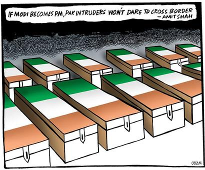 Uttam's Take: When will the coffins stop coming home?