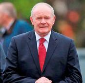 Now on his third political marriage, Martin McGuinness is going through a rough patch