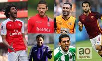 Egyptian players abroad: Kouka plays as Braga win in Portugal, Trezeguet appears in Mouscron's loss