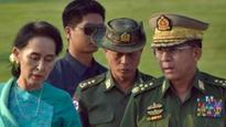 Larry Jagan: Myanmar's Lady cosies up to the General