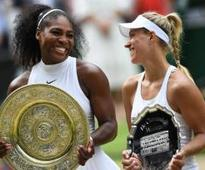 With Serena pullout, Kerber set to strengthen grip on No.1 ranking in China