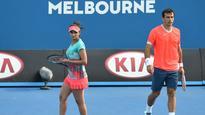 Sania Mirza-Ivan Dodig beat Paes-Hingis to enter final of Australian Open mixed doubles