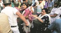 BJP protest in Kolkata for Babul Supriyo turns violent, 18 arrested