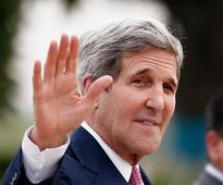 Indian Cos in US to boost strategic partnership: Kerry