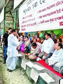 Ratan surfaces, joins hunger strike on ILP