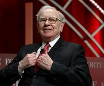 Tax law gives Warren Buffett's Berkshire Hathaway a big boost in value