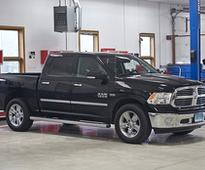 Just in: Our new Ram 1500 pickup is tons of truck