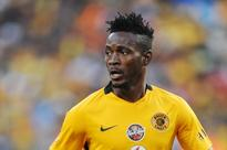 Chiefs striker tricks TV presenter